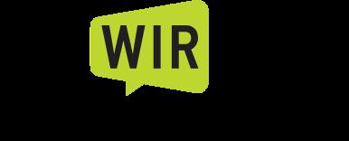 Logo Wolfsburger Plattform